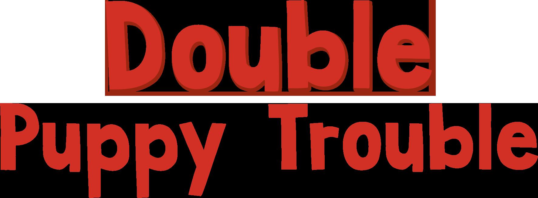 Double Puppy Trouble by Danica McKellar